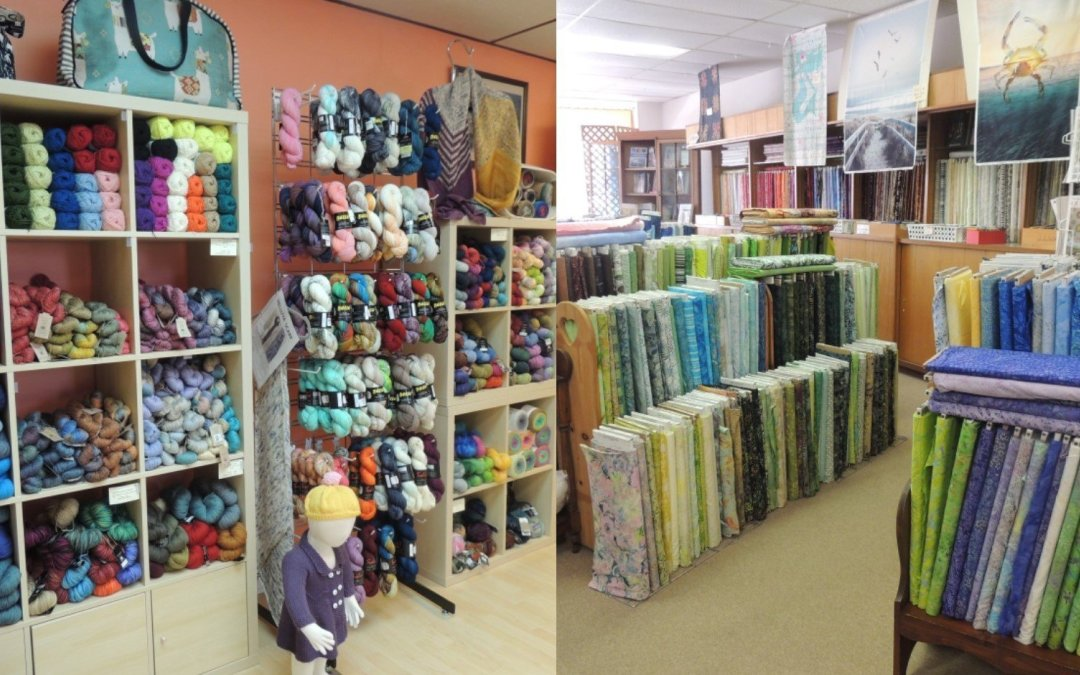 Local Shop Owners Nurture Creative Crafters