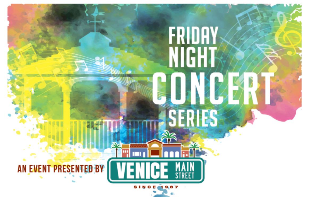 ONGOING- Friday Night Concert Series