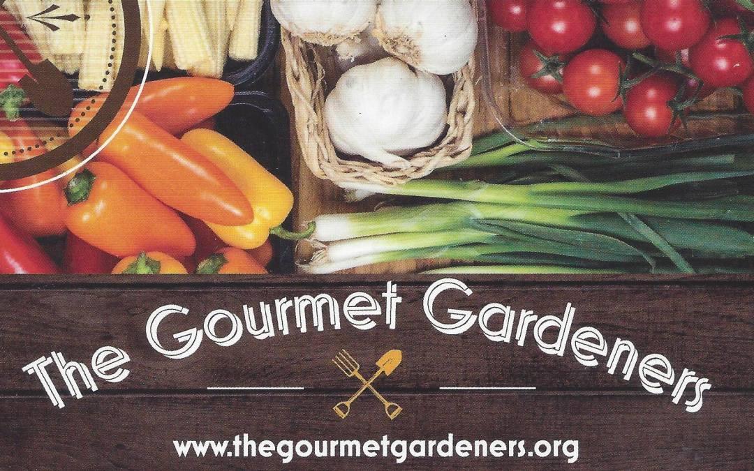 Welcome New Venice MainStreet Partner, The Gourmet Gardeners