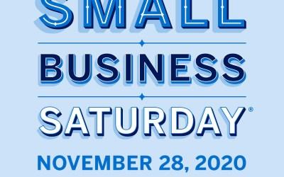 Small Business Saturday, November 28