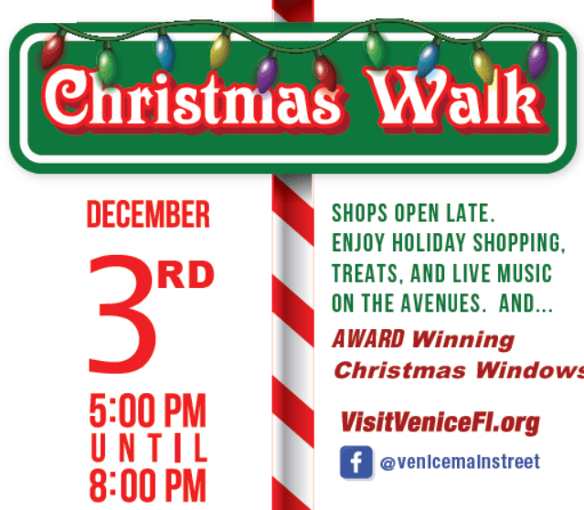 Christmas Walk, December 3, 2020, 5-8pm