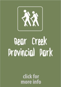 Bear Creek Provincial Park West Kelowna
