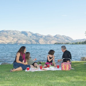 picnics west kelowna visit westside