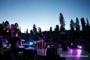 Music in the Park West Kelowna