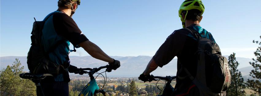mountain biking west kelowna smith creek 4