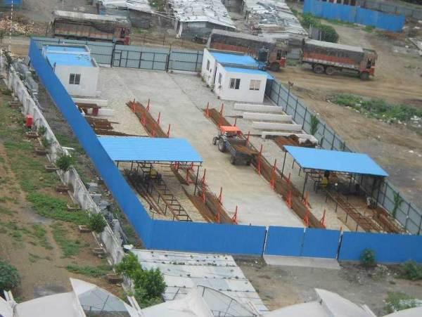 Central hub for Rebar production.