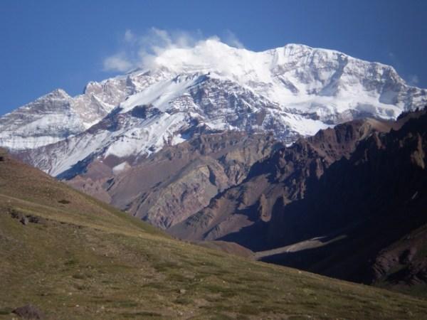 Akonkagva 6962 m.