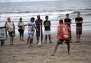 Quarta rodada do Campeonato de Futebol de Areia Oficial começa nessa quarta-feira