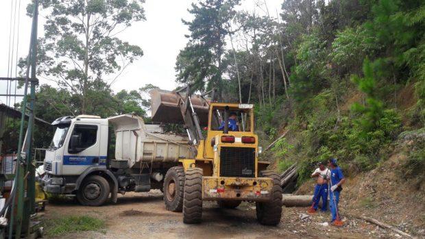 Prefeitura auxilia Coopemar a retomar os trabalhos de reciclagem