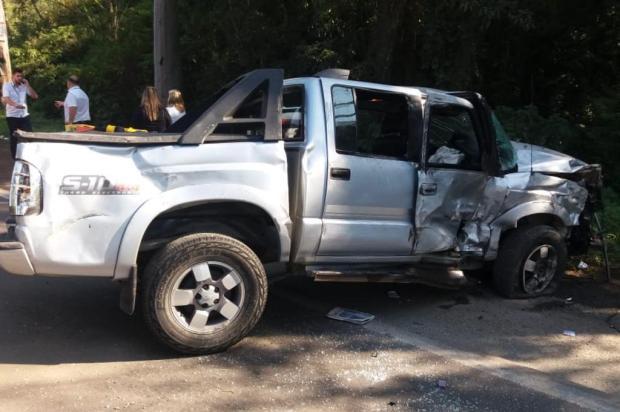 Homem de 88 anos morre em acidente na BR-470