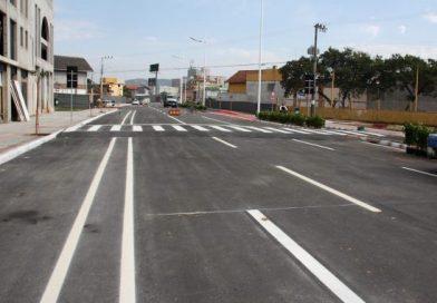 Inaugurado novo trecho da Quarta Avenida
