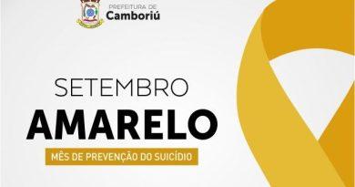 CAPS de Camboriú define ações do Setembro Amarelo
