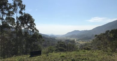 Camboriú terá mirante ecológico nos Caetés