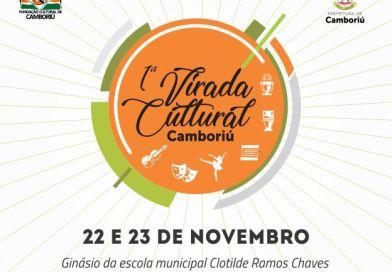 Virada Cultural de Camboriú terá apresentações de artistas locais