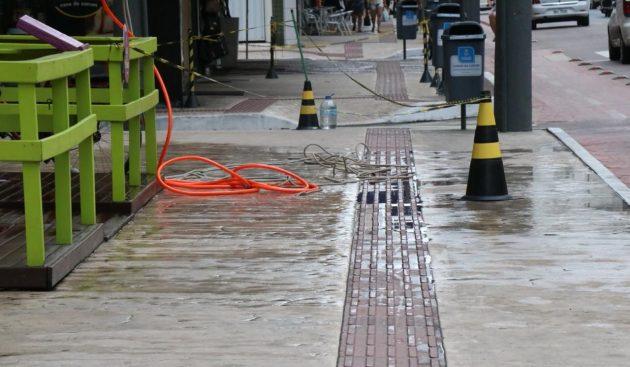 Quem desperdiçar água em Balneário Camboriú vai ser multado