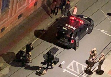 Bope é acionado por suspeita de bomba em carro de vereador