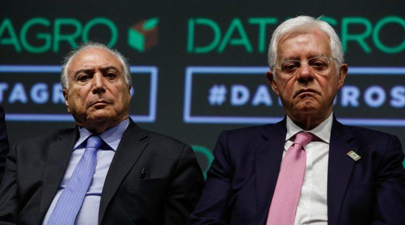 Força-tarefa da Lava Jato prende Michel Temer e faz buscas por Moreira Franco