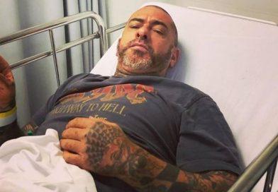 Chef Henrique Fogaça sofre grave acidente e é internado às pressas