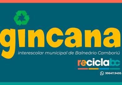Gincana ReciclaBC começará segunda-feira nas escolas municipais de Balneário Camboriú