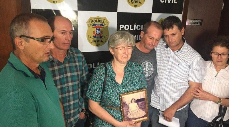 Filhos investigam, descobrem que pai matou a mãe em há 37 anos e denunciam crime