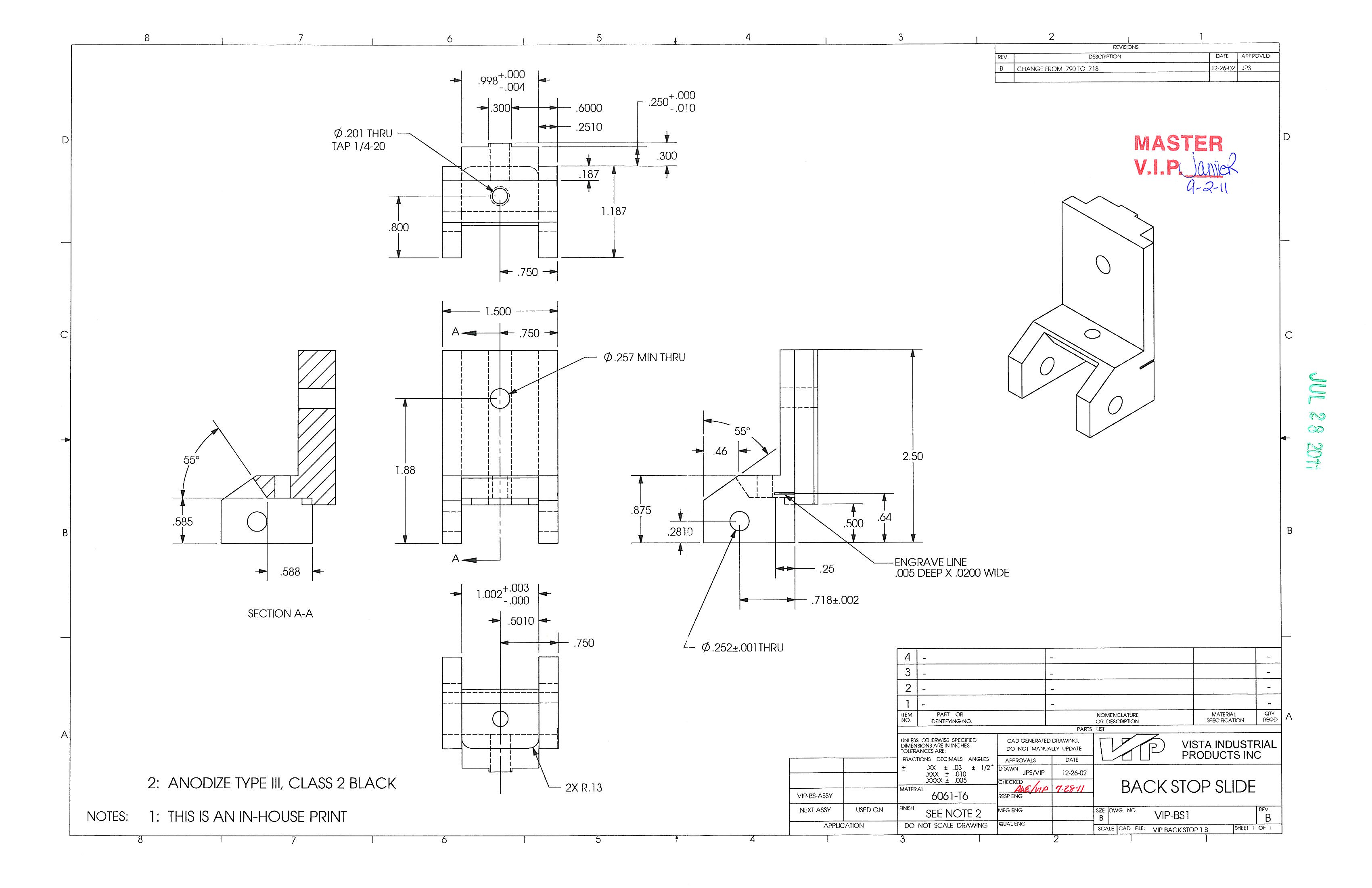 Cnc Machine Shop Layout Drawings