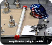 Keep manufacturing in the USA