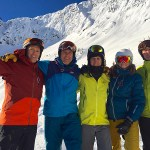 VBSR blog ski clothing quiver group