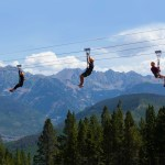 Vail Mountain - Epic Discovery, Zip Line! Photo Credit: Margaret Meisinger