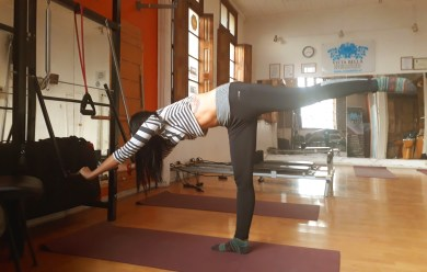 Pilates Fitness y Post Kinésico