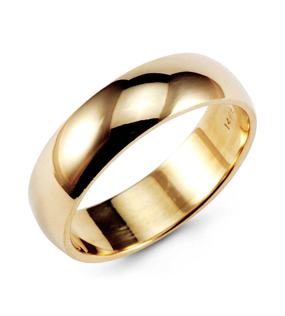 Thick Gold Wedding Bands Unique Wedding Ideas