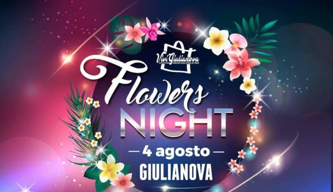 Giulianova Flowers Night