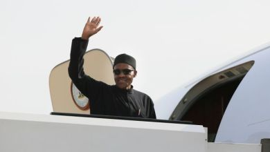 Photo of 'President Buhari Is Dying In Aso Rock'- Perry Brimah
