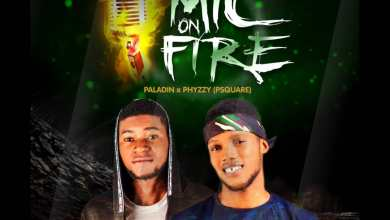 "Photo of [Fresh Hub] Paladin x Phyzzy – ""Mic On Fire"""