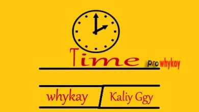 Photo of [Sponsored] Whykaybeat – Time ft. Kaliy Ggy