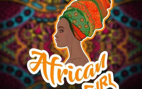 Jaywillz African Girl 1