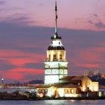 ресторан девичья башня стамбул