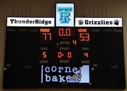 Scoreboard*