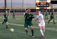 varsity soccer vs TR1
