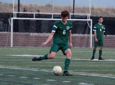 varsity soccer vs TR15