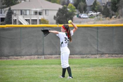 JV Softball photos