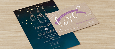 Custom Wedding Invitations Create Excitement