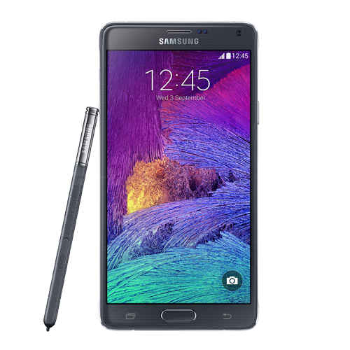 Galaxy Note 4 reparatie bij VistaRepair