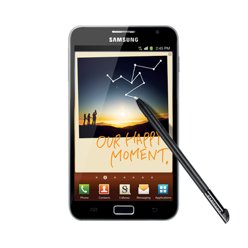 Galaxy Note reparatie bij VistaRepair