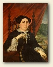 Niccolo Livaditti - Portretul Anei Balş