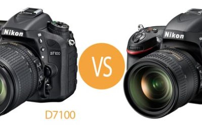 Nikon D7100 or D600 – a photographer's dilemma