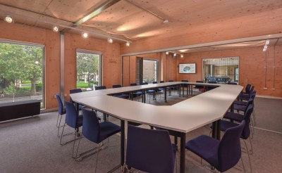 Interior Photography - Conference Room