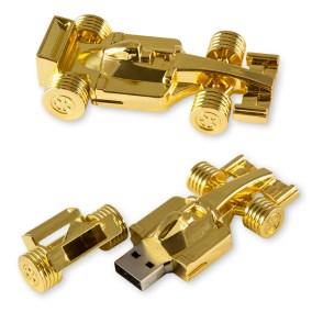 Golden Cars USB Keys