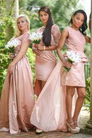 Bridesmaid Trio
