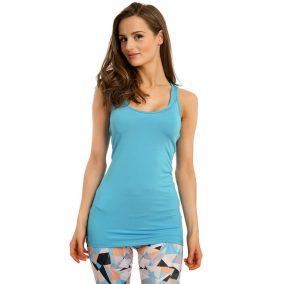 Yoga Top Blue