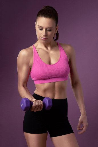 Fitness Portrait for Personal Trainer